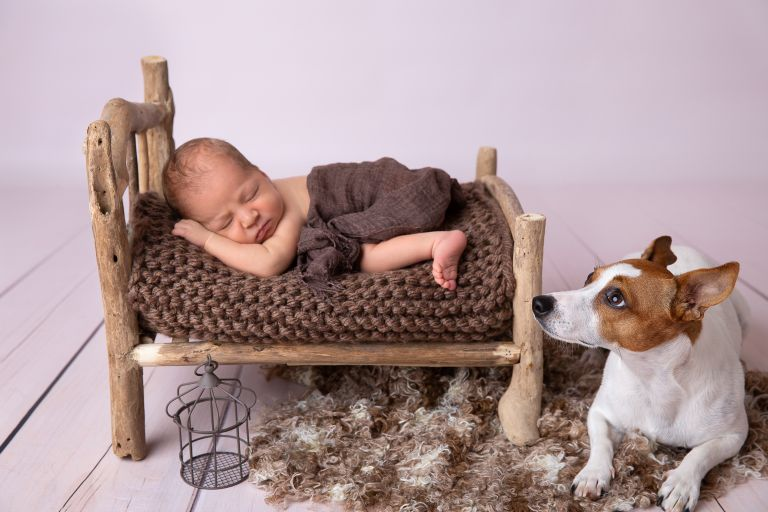 Newbornshooting Finn
