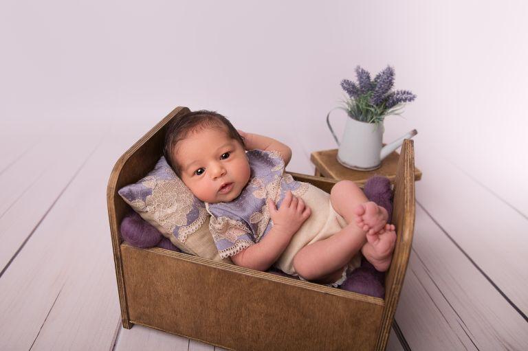 Newbornshooting Leni