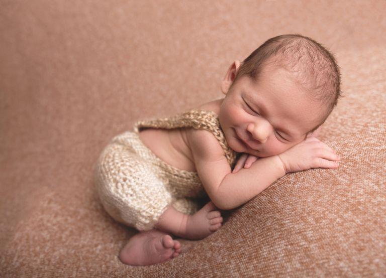 Newbornshooting Moritz
